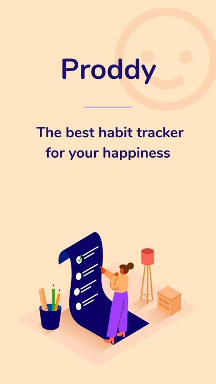 Proddy: Mood and Habit Tracker