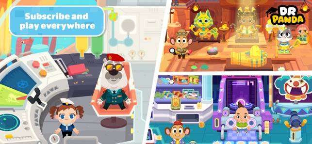 Dr  Panda Town: Collection on the App Store