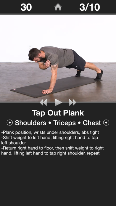 Daily Arm Workout - Trainer