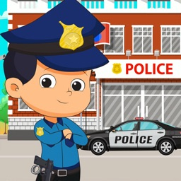 Pretend in Police Station