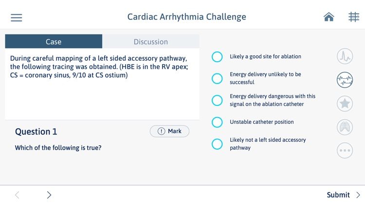 Cardiac Arrhythmia Challenge screenshot-2