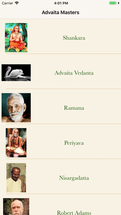 Advaita Masters app image