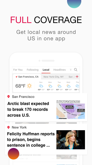 Download News Break: Local & Breaking for Android