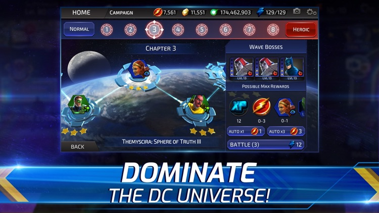 DC Legends: Battle for Justice screenshot-4