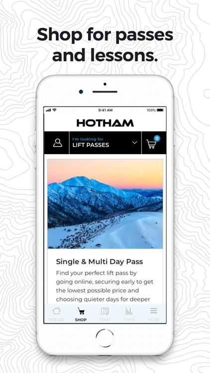 Hotham screenshot-5