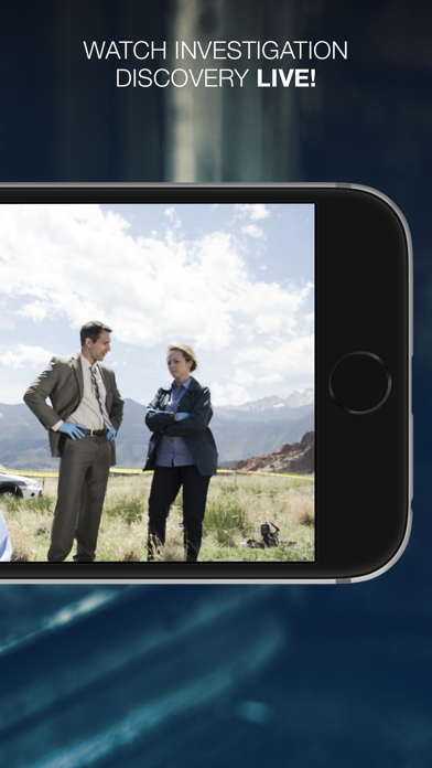 Investigation Discovery GO by Discovery Communications (iOS, United