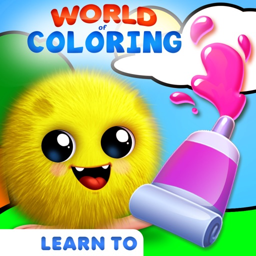 Baby Games Kids Coloring Book By Sladco Free Learning Apps For Toddler Boys Girls Educational Baby Games For Little Kids