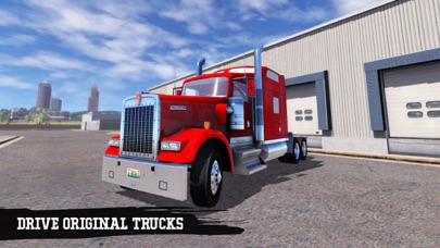 Truck Simulation 19 for windows pc