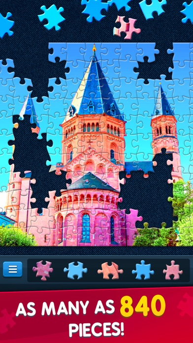 Jigsaw Puzzles Clash Screenshot