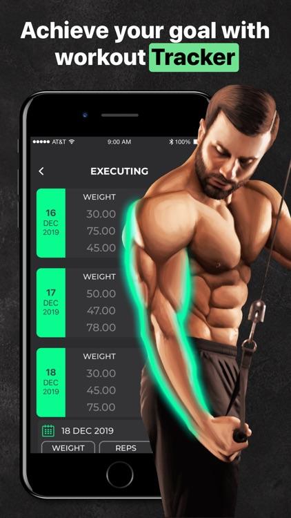ProFit: Personal Workout Plan screenshot-3