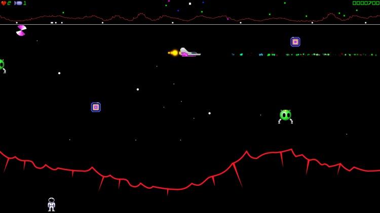 Interstellar Guardian screenshot-5