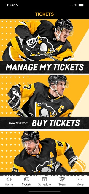 on sale 58b48 0c1db Pittsburgh Penguins on the App Store