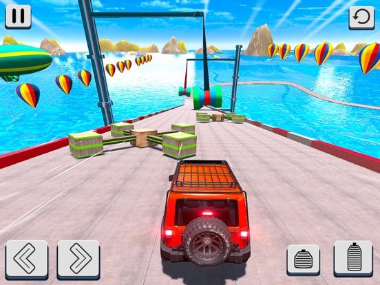 Mega Ramp Car Stunt Games 2020 screenshot 5