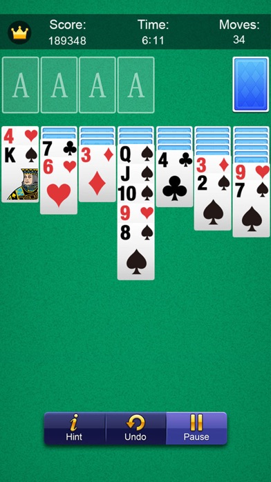 Solitaire Daily™ screenshot 3