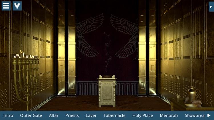 Tabernacle 3D iOS screenshot-5