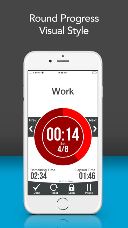 Workout Interval Timer PRO screenshot-5