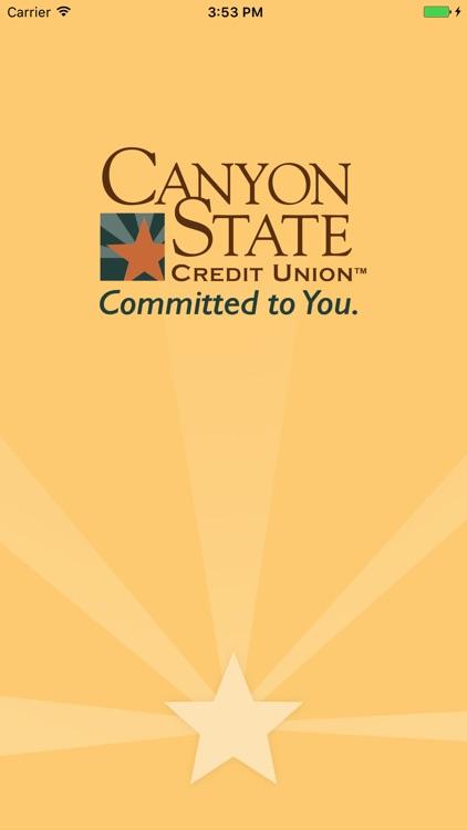 Canyon State Credit Union