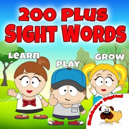 200 Plus Sight Words