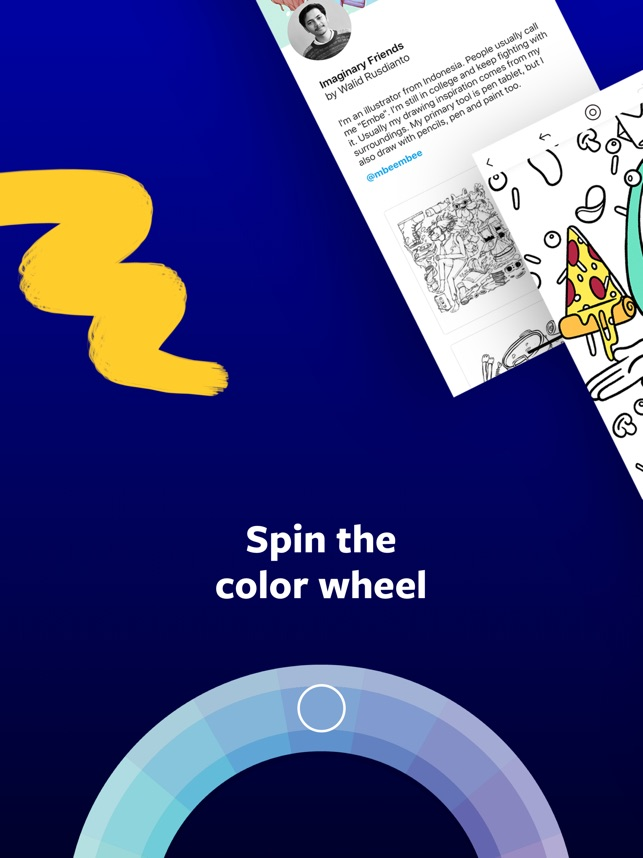Lake: Coloring Books Screenshot