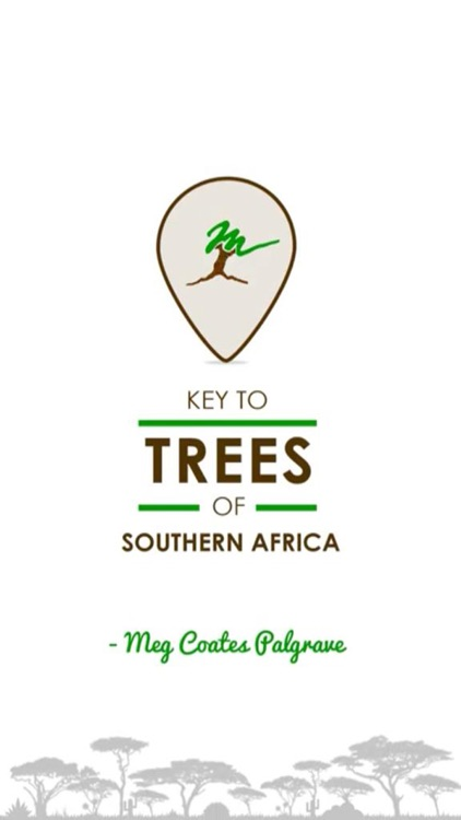 Key to Trees - Southern Africa
