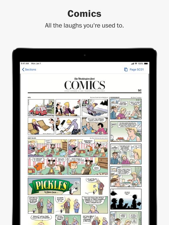 Washington Post Print Editionのおすすめ画像6