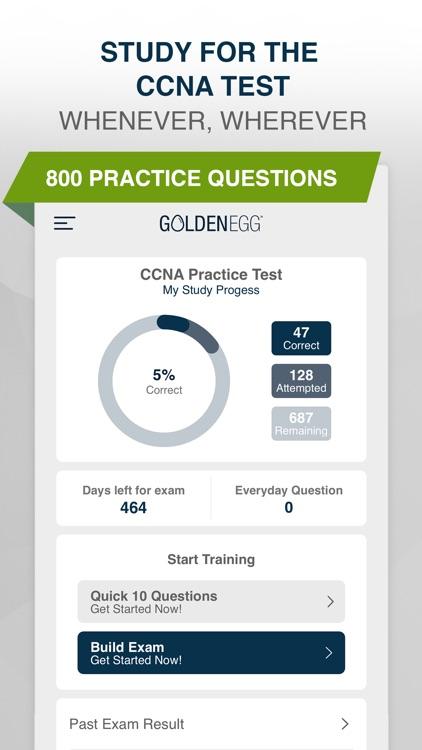 CCNA Practice Test Prep