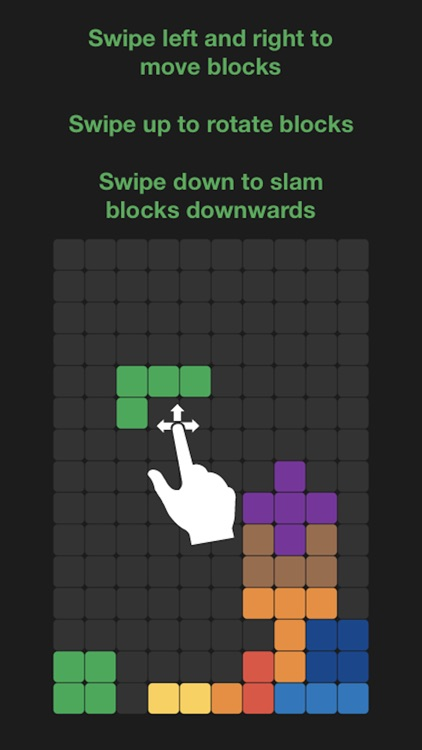 Falling Blocks - Puzzle Game screenshot-6