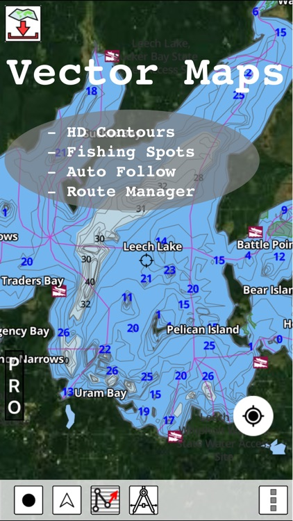 i-Boating: Marine Charts & Gps screenshot-3