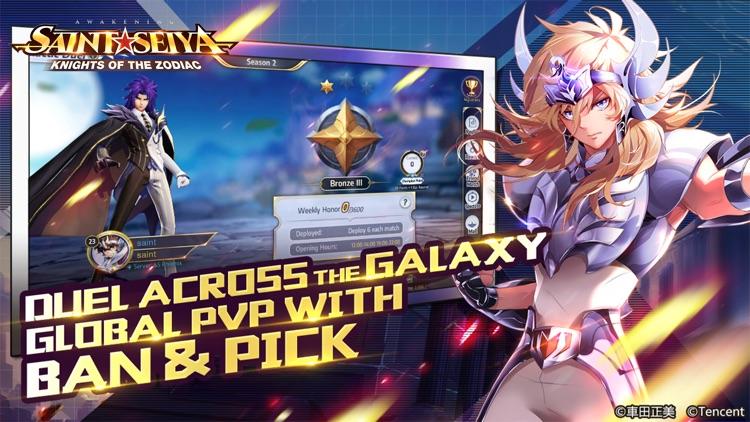 Saint Seiya Awakening screenshot-3
