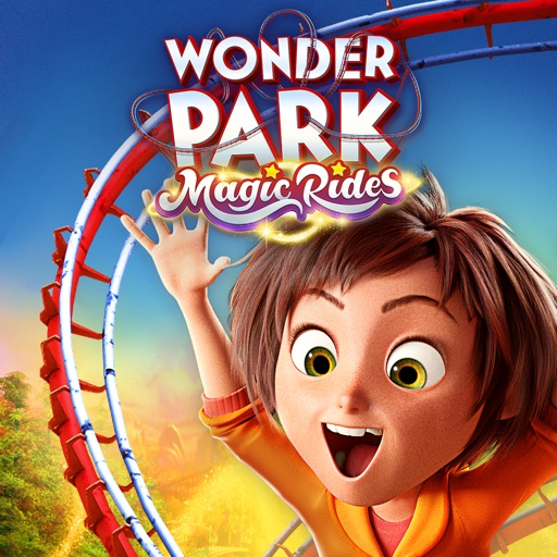 Wonder Park Magic Rides Game