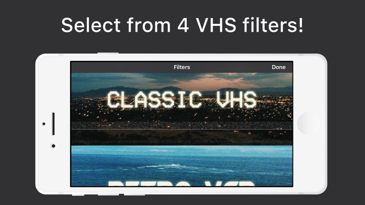 VHS Video Cam - VCR Retro Cam