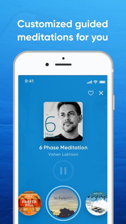 Omvana - Meditation for All screenshot-4