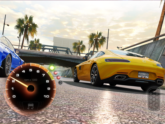 Need for Speed: NL Гонки для iPad