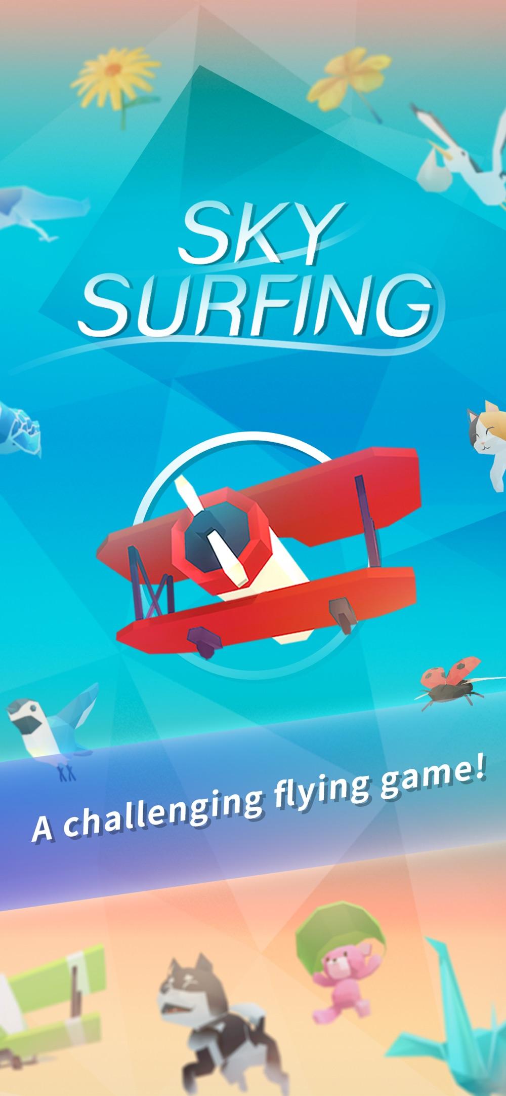 Sky Surfing