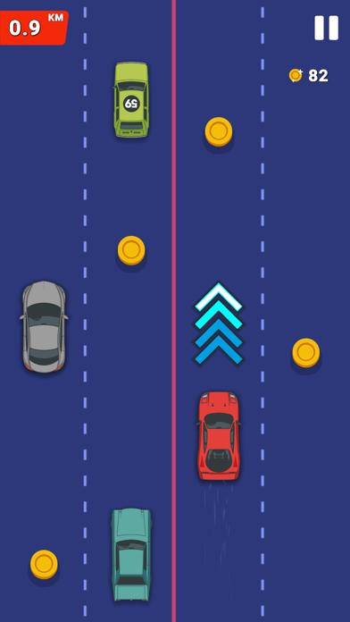 Supercar Tap Racing screenshot 1