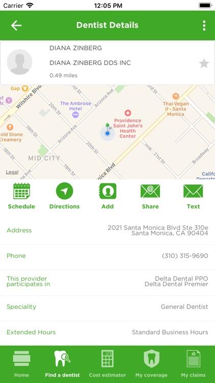 Delta Dental Mobile screenshot-3