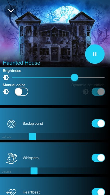 Hue Haunted House screenshot-3