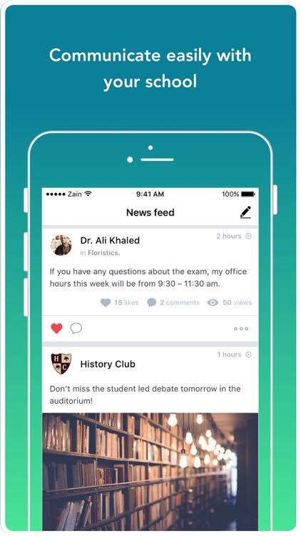 myU: School Communication