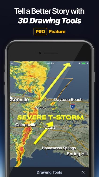 Weather Lab - 3D Radar screenshot-8