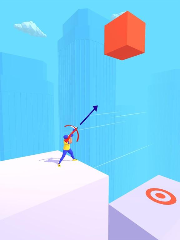 Rope Swing 3D screenshot 8
