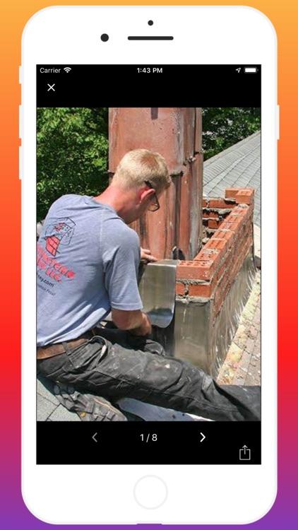 Chimney Repair Customer screenshot-8