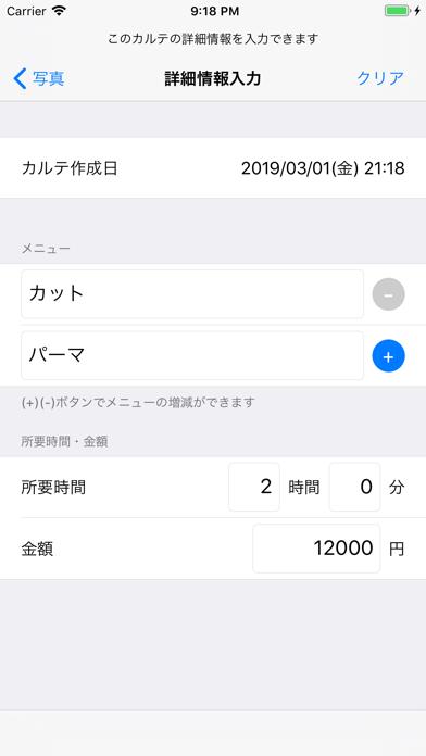 Permer-Lite-のスクリーンショット3