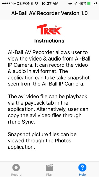 Ai-Ball AV Recorderのおすすめ画像1