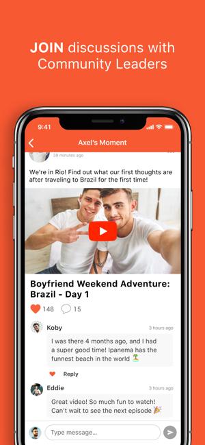 Wat is de beste Gay aansluiting app