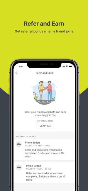 Ola Driver on the App Store