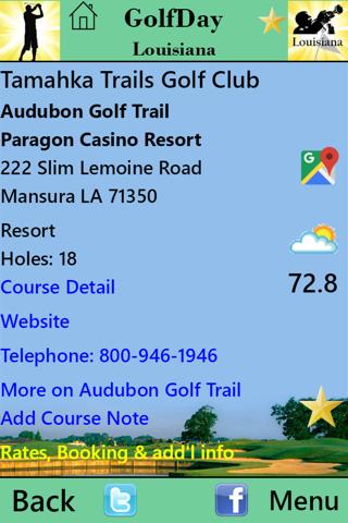 GolfDay Louisiana - náhled