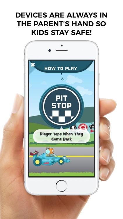 Biba Playground Games screenshot-4
