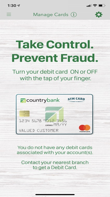 Country Bank Mobile Banking screenshot-4