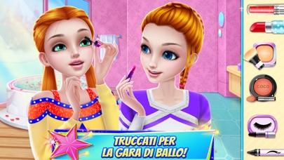 Screenshot of Gara di ballo per cheerleader3