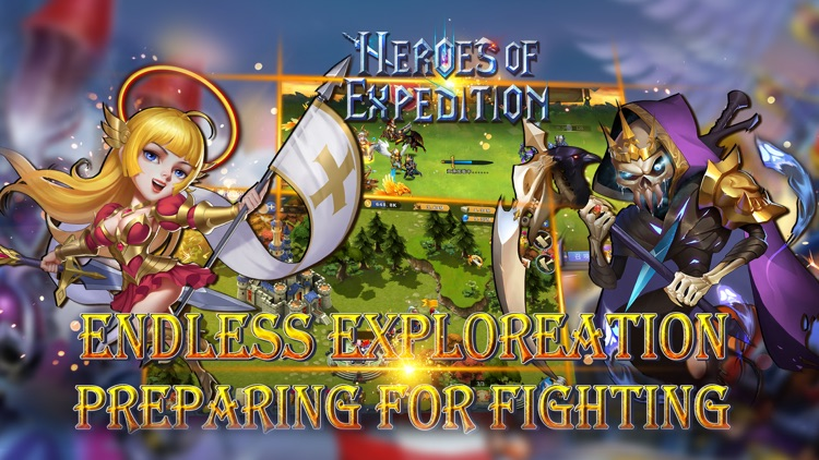 Heroes Of Expedition screenshot-3